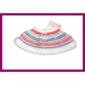 Gymboree Fair Isle Sweater Skirt Holiday 6 12